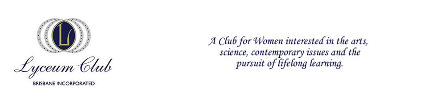 The Lyceum Club Brisbane