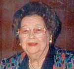 Marion Specht 1980 - 83; May Hancock OBE 1986 - 89