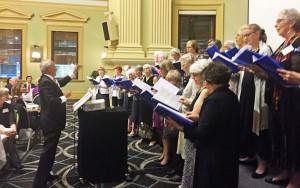 choir gary